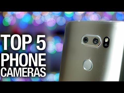 Top 5 Smartphone Cameras of 2017!
