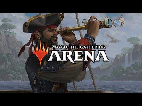 Magic Arena  Torneio Pauper vale a pena? Montamos um deck incrível