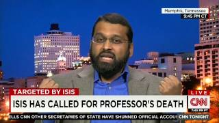 "CNN Tonight with Dr. Yasir Qadhi | ""ISIS Has Called for Professor"