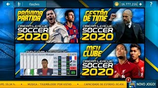 SAIU O DREAM LEAGUE SOCCER 2020 / OFFLINE+ONLINE / HD BEST GRAFHICS
