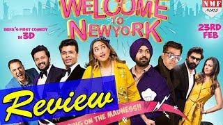 Welcome to New York बोर करती है या फिर Entertain? जानने के लिए देखिए Movie Review
