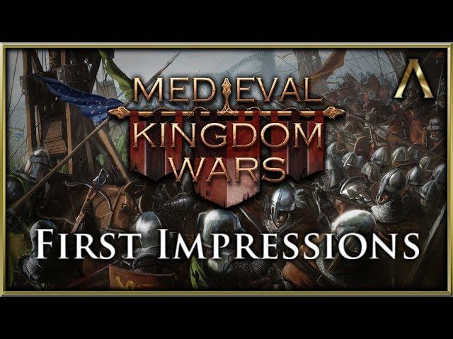 Руководство запуска: Medieval Kingdom Wars по сети