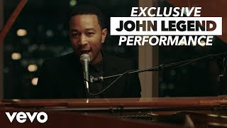 John Legend Vevo Go Shows All Of Me Live