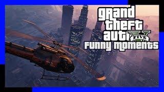 GTA 5 Online Funny Moments 3 Compilation Fails | Wins | Epic Moments | WTF Moments | Random Moments