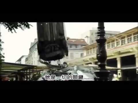 《LUCY》第二支預告中文版