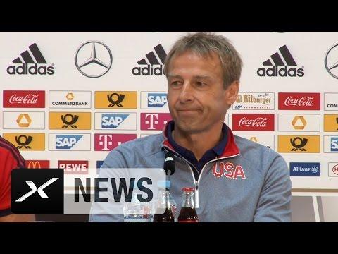 US-Nationalcoach Jürgen Klinsmann: