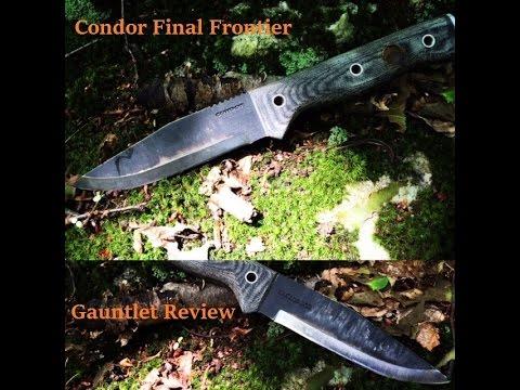 Condor Final Frontier Gauntlet Review