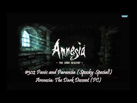 MistressZelda's List of Amazing VGM! #302 Panic and Paranoia (Amnesia: The Dark Descent)