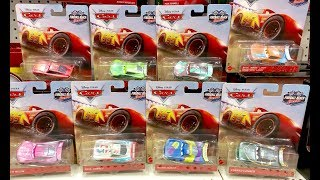 Disney Cars Toy Hunt - NEW FIREBALL Beach Racers & BEAUTIFUL Hot Wheels - FIND the MISSING Racer!