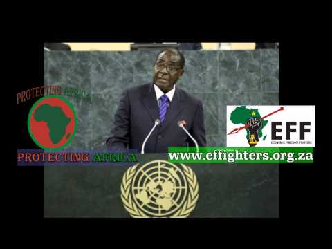 President Mugabe speech at the 68th UN  general assembly debate