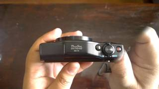 Canon PowerShot SX710 HS Unboxing - 20.3MP Point & Shoot With 30x Zoom For P18k!
