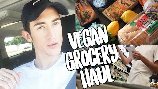 VEGAN GROCERY HAUL! | Beginner & CHEAP!