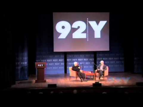0 Frank Gehry with Paul Goldberger at the 92nd Street Y