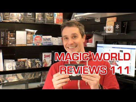 MagicWord Reviews WHIPLASH // HIDDEN AGENDA // THE JAR Magic Tricks