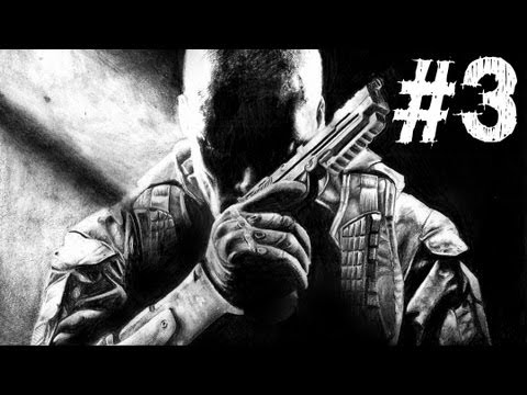 Call of Duty Black Ops 2 Gameplay Walkthrough Part 3 - Campaign Mission 2 - Gathering Storm (BO2)
