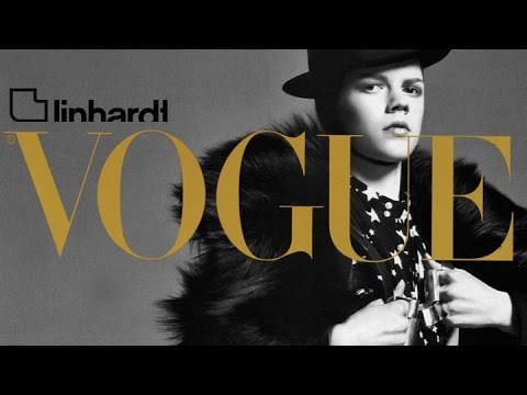 Linhardt Jewelry featured in Vogue Italia   High Fashion Jewelry Designers NYC