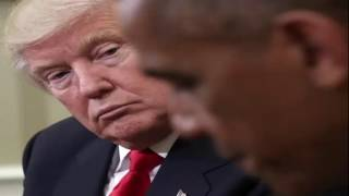 Obama and former behind protests and incidents of leaks Donald Trump