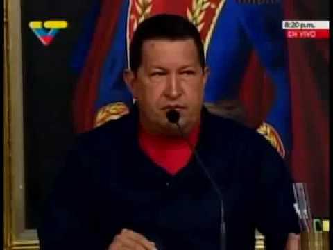 Chavez: Mendoza no me retes