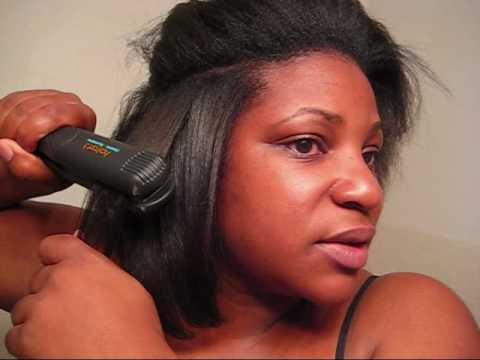 Hair Art H3000 Flat Iron Review Youtube