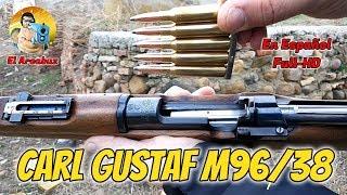 CARL GUSTAF M96/38 - En Español Full-HD - El Arcabuz
