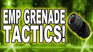 MW3 Tips and Tricks - EMP Grenade Tactics / Uses (Modern Warfare 3)
