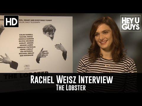 Rachel Weisz Exclusive Interview - The Lobster