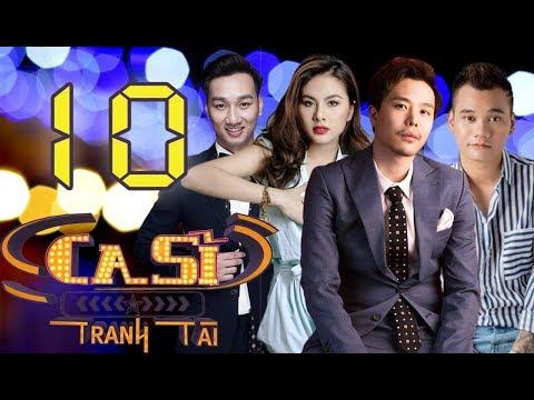 CA SĨ TRANH TÀI VTV3 Full - Tập 10   Vân Trang, Trịnh Thăng Bình, Khắc Việt   11/05/2018