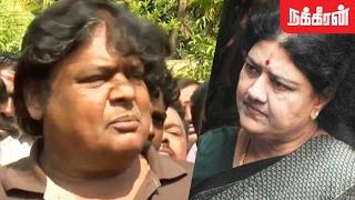 Mansoor Ali Khan slams Sasikala over Panneerselvam's allegation