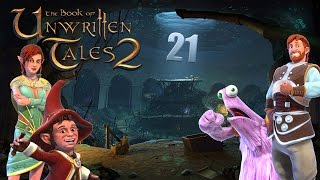 Book Of Unwritten Tales 2 - #21 - GolemGeburt