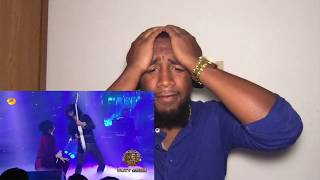 JESSIE J Purple Rain (emotional reaction)
