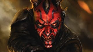 What Darth Maul