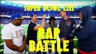 RAMS vs PATRIOTS Rap Battle (Super Bowl LIII)