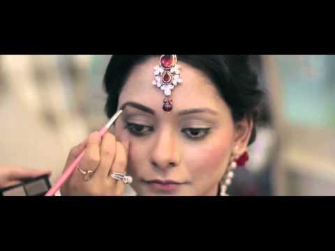 Bridal Makeup - Arabic eyes by Shweta Sachani