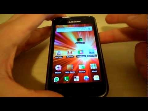 Samsung Galaxy S Plus i9001 - Videorecensione