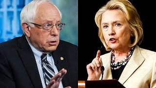 Pap Goes Off on the Bernie, Hillary Question - Bernie a Major Contender