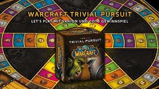 Let's Play: World of Warcraft: Trivial Pursuit mit Barlow, Tkaine, Eloraqz und Namir