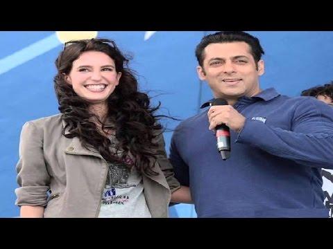 Salman Khan Love Isabel Kaif More Than Katrina video