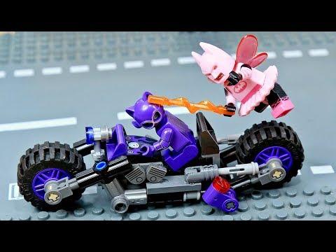 Lego Batman: Catwoman And Magic Stick