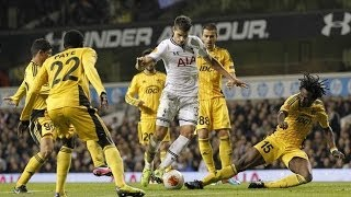 Tottenham Hotspur vs FC Sheriff 2-1 | 13/14 | HD 720p [Cropped]