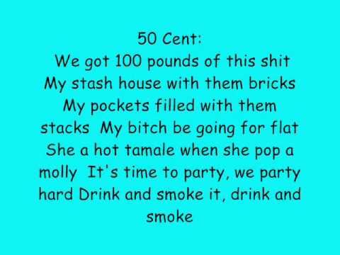 Chief Keef - Hate Being Sober Feat. 50 Cent And Wiz Khalifa Lyrics video