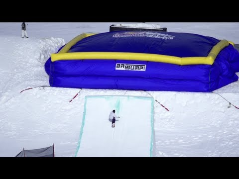 Red Bull Snow Performance Camp 2012 Recap
