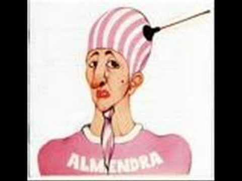 Almendra - Muchacha (ojos de Papel)