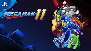 Mega Man 11 – Launch Trailer | PS4