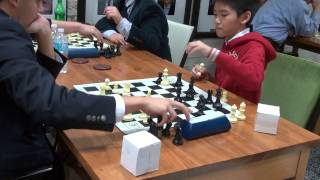 Vellotti's Chess School: INSANELY Fast 1-Minute Game! (HD)