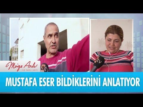 Mehmet Abalak kaybıyla ilgili Mustafa Eser bildiklerini anlattı - Müge Anlı İle Tatlı Sert 28 Kasım