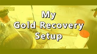 ⚡My Gold Recovery Equipment and Gold Recovery Chemicals for E waste Recycling | gold recovery