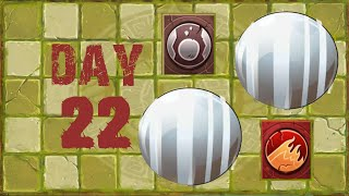 [Android] Plants vs. Zombies 2 - Lost City Day 22