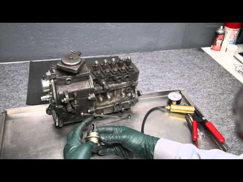 Diesel Engine Maintenance Tip 27: 1975 - 85 Engine Shut Off Mechanism Test And Repair