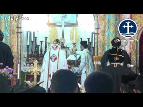 Holy Qurbana By H.h.baselios Marthoma Paulose Ii video