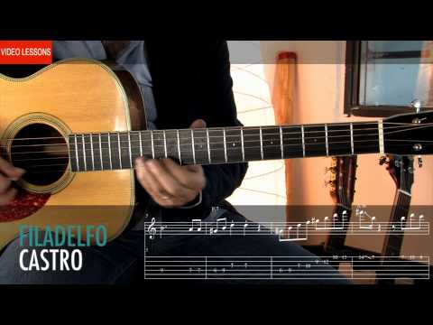 Django Reinhardt Lesson - Minor swing Tutorial - Part 2 of 3